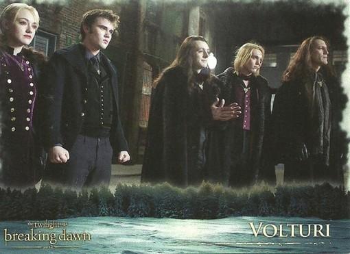 the Volturi,BD part 2
