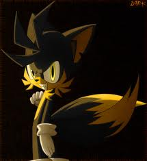 ashton (tails brother) stared toward आप
