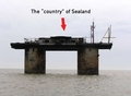 the mighty nation of sealand - hetalia-axis-powers photo
