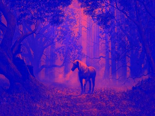 unicorn woods
