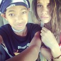 willow smith and sofia richie :) - willow-smith photo