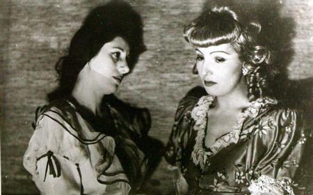 Турецкое кино old звезда cahide sonku
