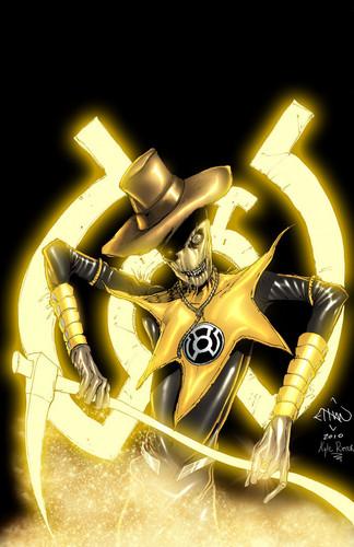 yellow lantern joker - photo #46
