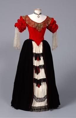 zorro گاؤن, gown