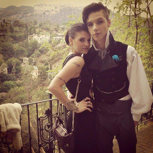 ★ Andy & Juliet @Jinxx & Sammi Doll's Wedding ☆