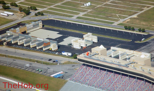 'Catching Fire' Set at Atlanta Motor Speedway