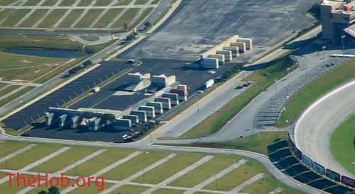 'Catching Fire' Set at Atlanta Motor Speedway