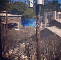 """""""Catching Fire"""" Set at The Goat Farm"""