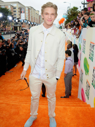 ❤Cody Simpson @ 2012 Kids Choice Awards❤