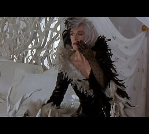 """""""Cruella sounds so cruel."""""""