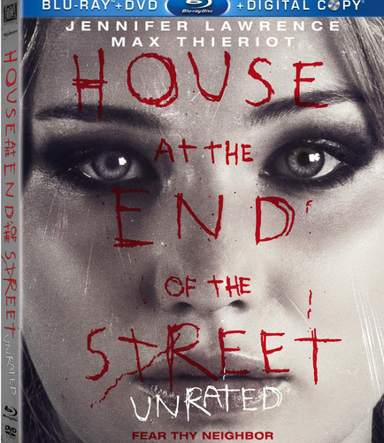"""House At The End of the Street"" DVD/Blu-ray cover [HQ]"