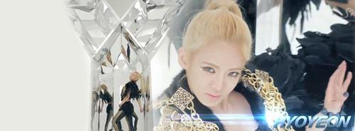 ♥Hyoyeon- MAXSTEP Teaser~♥♥