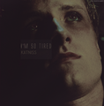''I'm so tired,Katniss'' - peeta-mellark fan art