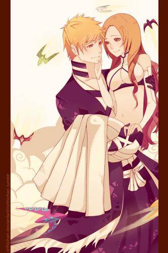 ::IchiHime and ShunShun Rikka:: por orihichan