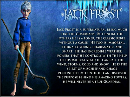 Jack Frost - Rise of the Guardians wallpaper called ★ Jack ☆
