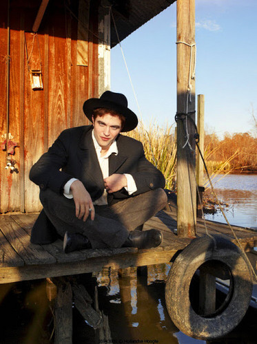 New Outtake from Rob's 2011 VF Shoot + Few in Better Quality