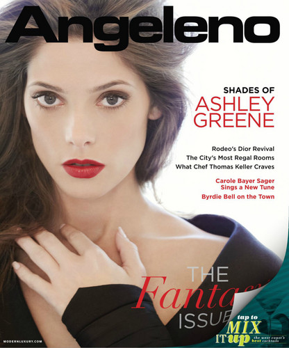 November - Angeleno - ashley-greene Photo