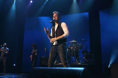 Olly Murs Summer tour 2012 itunes festival