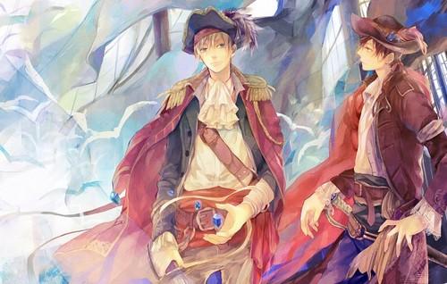 ~Pirate Hetalia~