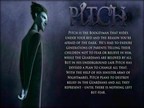 ★ Pitch ☆