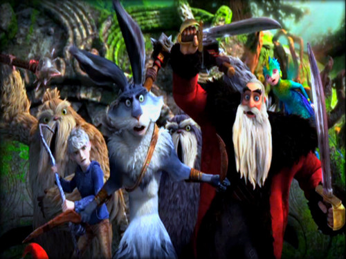 ★Rise of The Guardians☆