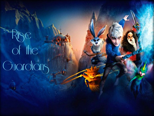 Rise of the Guardians wallpaper probably containing a concert, a sign, and anime called ★ Rise of the Guardians ☆