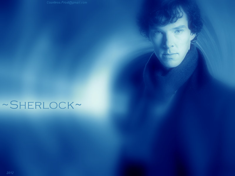sherlock sherlock on bbc one wallpaper 32553770 fanpop
