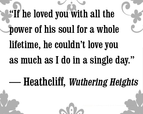 Ingrid's Graceland wallpaper titled ♥ Wuthering Heights ♥
