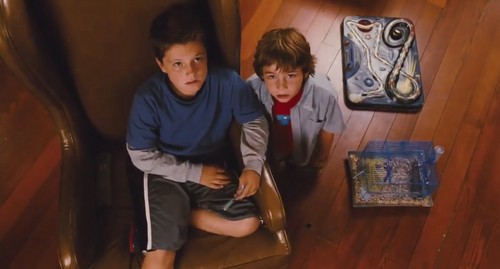 Zathura: A अंतरिक्ष Adventures-Screencaptures