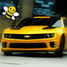 bumbleBEE - transformers icon