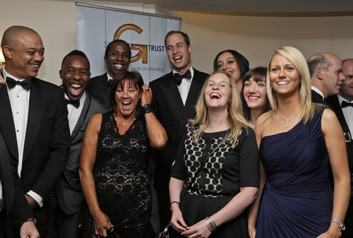 11th October, 2012: The 2012 SkillForce Princes Award Ceremony