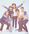 1D for Seveteen magazine<3