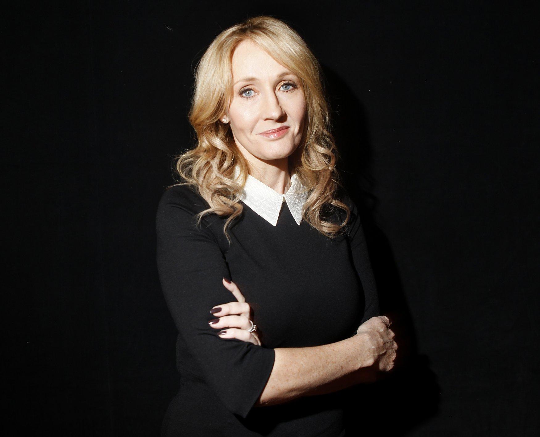 J.K. Rowling Writing