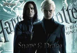 A Bit Off Snape & Draco