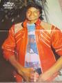 A Vintage Michael Jackson Poster - michael-jackson photo