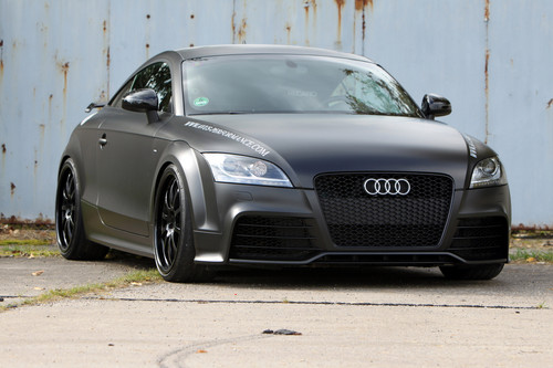 Audi TT RS par AVUS PERFORMANCE