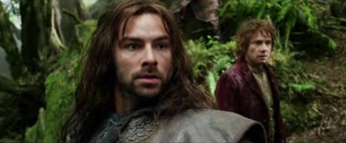 Aidan Turner as Kili
