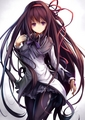 Akemi Homura - anime photo