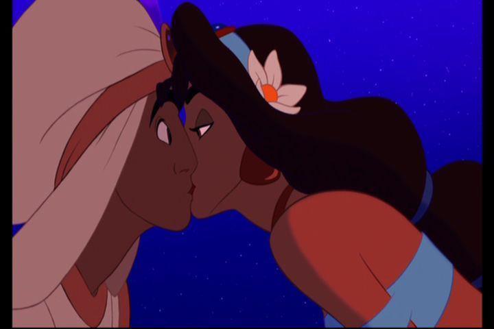 Aladdin & Jasmi...