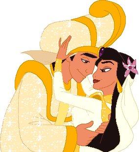 Aladdin & hasmin