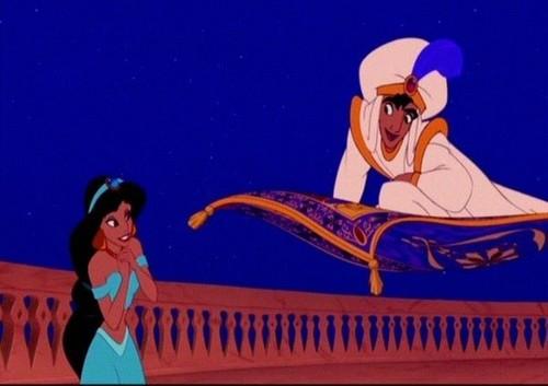 Aladdin & جیسمین, یاسمین