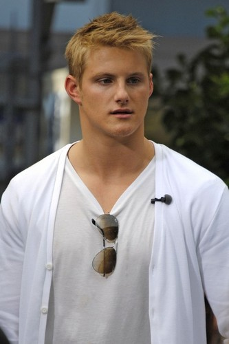Alexander Ludwig (Cato,The Hunger Games)