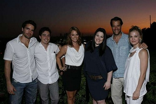 All-Star Cast Reception For Their Lifetime Hit DROP DEAD DIVA