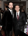 Allen Leech at Alexander McQuenn Menswear Boutique
