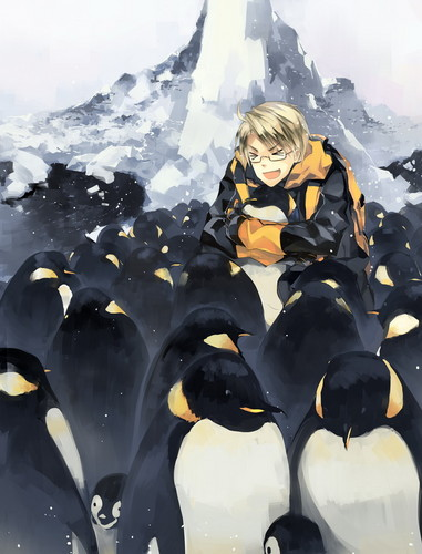 America with Penguins