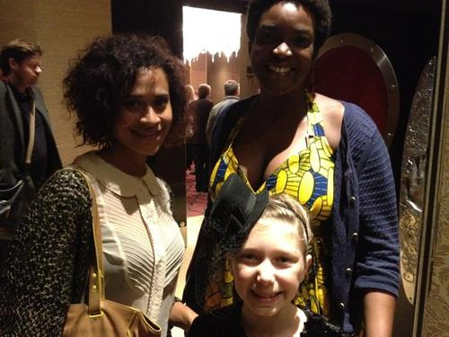 Angel Coulby: Dancing on the Edge Press Screening