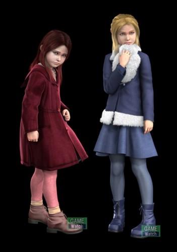 Anna and Nina