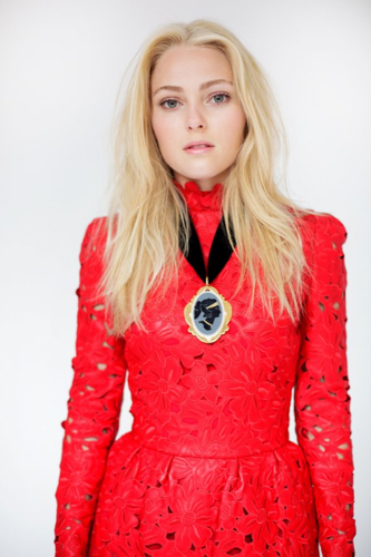 AnnaSophia - Photoshoots 2012 - August