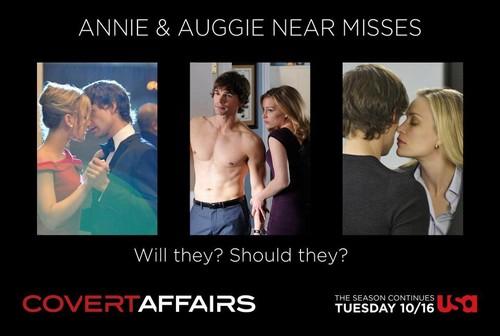 Annie & Auggie