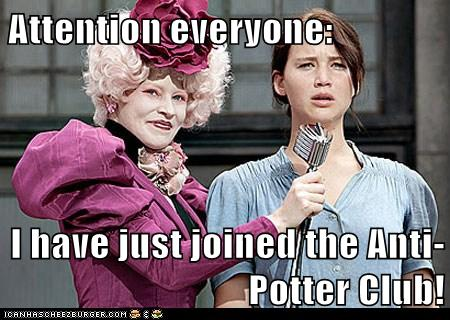 Anti Potter club